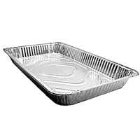 USA Full Size Aluminum Foil Tray