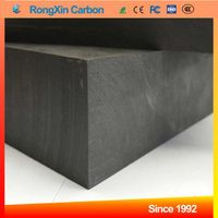 Graphite Refractory Bricks/Isostatic Graphite Block