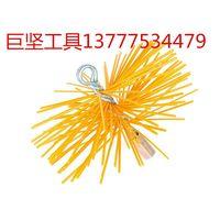 chinmey brush flue cleaning brush fireplace brush