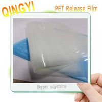 Wholesale and process hot peeling PET release film specialized for sreen printing