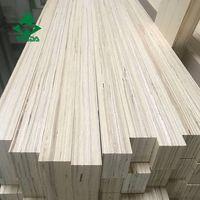 E1 glue poplar door core frame lvl plywood for Korea market thumbnail image