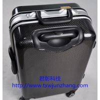 Carbon fiber trolley bag