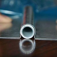 pex aluminium radiant heat transfer plates