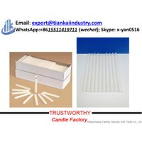 factory wholesale scented white candle thumbnail image