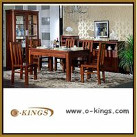 cheap wooden dining set