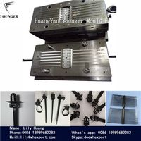nylon cable tie injection mould for auto automotive use thumbnail image