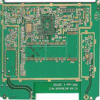6 layer immersion gold Impedance PCB