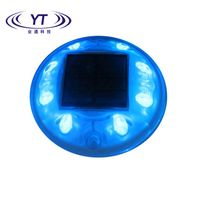YT High Quality LED Plastic Solar Road Studw with Road Marker with Cat Eyes