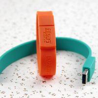 2gb Surprise Gift Waterproof Bracelet USB Memory thumbnail image