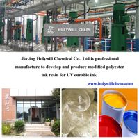UVP30 High Quality UV Offset Ink Resin with Green Pollution-free