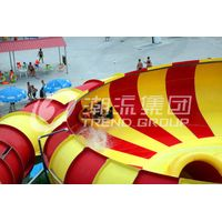 Fiberglass Bowl Water Slide for Water Park Equipment