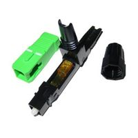SC/APC FTTH Fiber Optic Fast Connector (Quick Connector)
