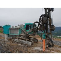 Used crawler drill machine EVERDIGM ECD35E