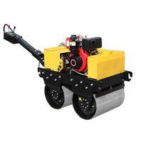 JS-YL-600S-1 Walk-behind double steel wheel road roller