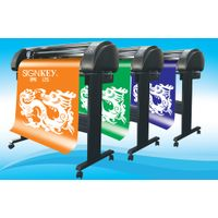 "220V/110V SK-A1350H 1350mm 53"" LCD Sign Sticker Vinyl Cutter Cutting Plotter/Printer CE Certificate thumbnail image"