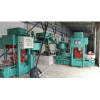 Roof tile making machinery/concrete color roof tile making machine thumbnail image