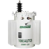 Auto Tap-changer Regulating Transformer thumbnail image