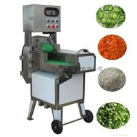 Double-inverter Vegetable Cutter