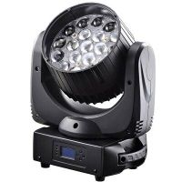19pcs15W LED moving head lighting beam