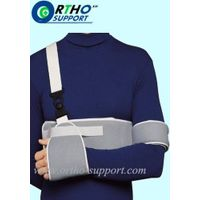 Shoulder Immobilizer With Sling And Swath