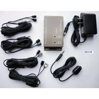 Remote Control IR Repeater/ IR Extender with 1 Receiver & 8 Emitters ( for 8 AV Devices & 1 Display  thumbnail image