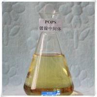 POPS Nickel electroplating chemicals Propargyl (3-sulfopropyl) ether, sodium salt C6H9NaO4S CAS NO.: