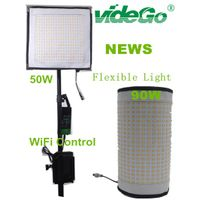 Vidego LED Flexible Light, Bi Color 50W