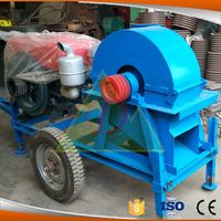 Multifunctional wood saw dust making machine for sale