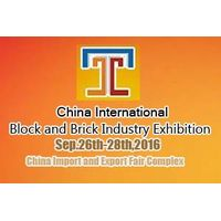 ChinaInternationalBlockandBrickIndustryExhibition(BBE2016)
