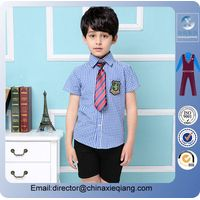 New arrivals custom-made children school uniform