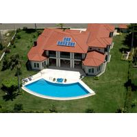 Superb luxury villa in second line beach- Cabarete