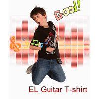 Electronic Rock Guitar EL T-shirt thumbnail image