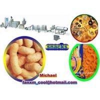 snacks machines extruders in China thumbnail image