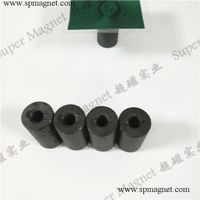 FR18.2x35mm hard ferrite magnets diametrical magnetization