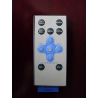 Remote control for HDD player