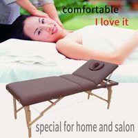 portable massage table massage bed with adjustable backrest thumbnail image