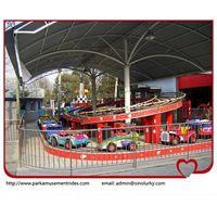 Children games amusement kiddie rides mini shuttle roller coaster rides thumbnail image