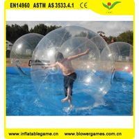Funny aqua ball zorb ball water inflatable water walking ball thumbnail image