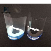Protective Medical Disposable Clear Plastic Face Shield
