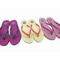 women pe/eva flip flops custom