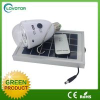 hot sale solar garden lighting  with white 2w solar panel thumbnail image