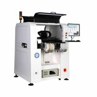Ginkgoem SMT pick and place machine china smd machine SMT W2 with flight camera for SMT thumbnail image