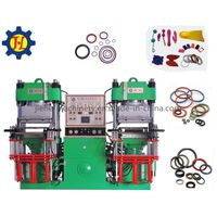 vacuum rubber auto parts making machine