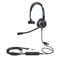 China Beien FC21 PC telephone headset for call center business