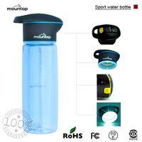 plastic sport water bottle & traveling water bottle
