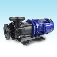 Seal -less magnetic drive pump for chemical water pump with can do dry run thumbnail image