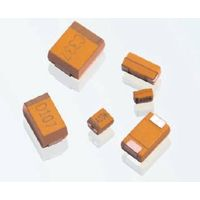 CA45U Series High Frequency Epoxy Molded Solid Electrolytic Chip Tantalum Capacitor
