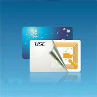 13.56Mzh card FM1204/FM1208 RFID Smart Plastic CPU Card thumbnail image