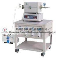 Lab vacuum CVD tube furnace