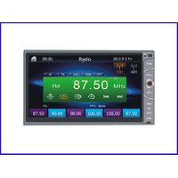 HD touch screen Universal car MP5/car stereo radio MP5 with BT/TV/IPOD/Radio Model NO.7006